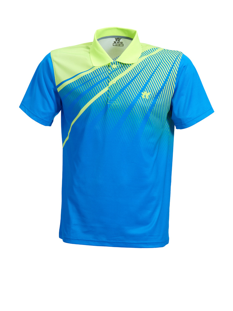 Jersey T-Shirts Badminton Clothing Table-Tennis Polyester AC257 Quick-Dry Sports Breathable title=