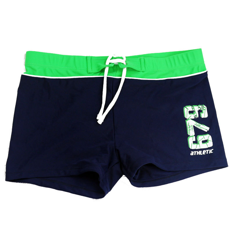 2020 New Child Summer Clothing Kids Boy Swim Cute Letter Trunks Children Swimming Shorts Boys Beach Swimwears Boy's Clothing