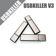 DYKB USBkiller V3 USB zabójca z przełącznikiem USB utrzymuje świat pokoju U dysku miniaturowy Generator impulsów wysokiego napięcia