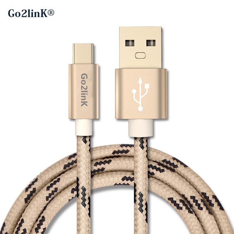 Go2linK Elite carga rápida 2A tipo C Cable tipo C a USB 3,0 aleación de aluminio + Nylon trenzado 1 m/2 m/3 m Bakeey 12 en 1 USB tipo-c HUB a HDMI RJ45 Multi USB 3,0 adaptador de corriente para MacBook-Pro estación de acoplamiento para portátil