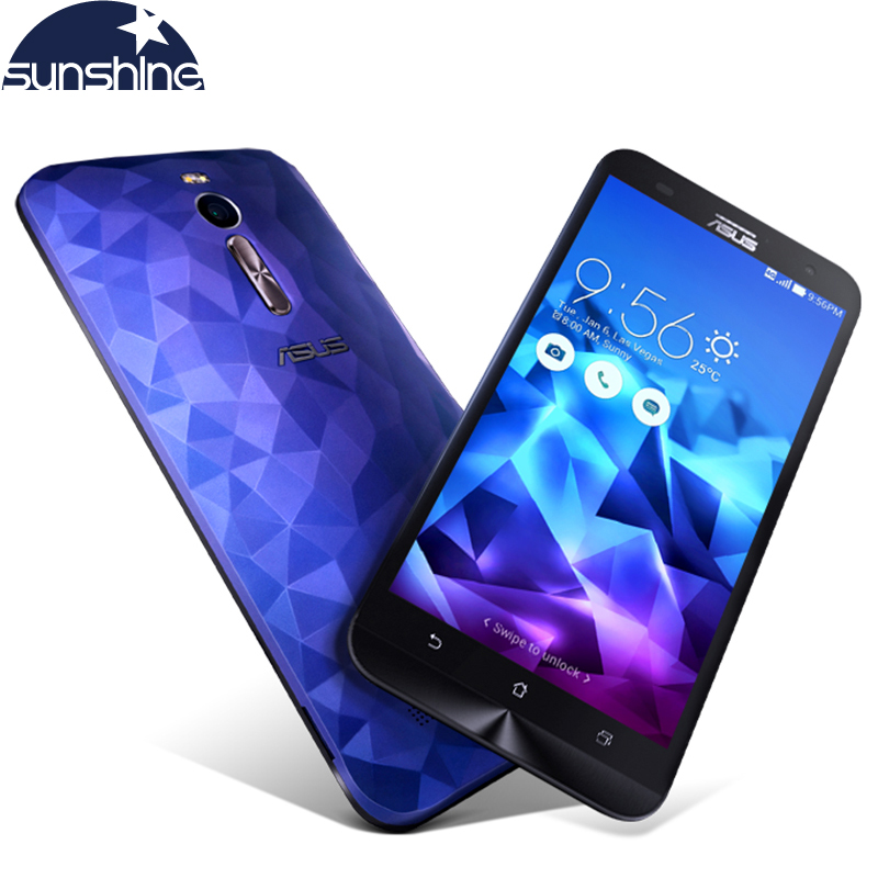 Original Asus Zenfone 2 Deluxe ZE551ML 4G LTE Mobile phone Quad Core 5 5 13 0MP