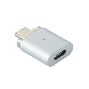 Image 5 - New 20 PIN Type C Magnetic Adapter For Macbook Pro MateBook Fast Charging TYPE C Port Laptop Magnet USB C Data Cable Adapter