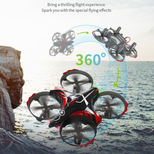 JJRC H56 TaiChi Mini RC Quadcopter Infrared Sensing Control Remote Control Drone RTF Altitude Hold Upgrade VS H36 H52 Toys