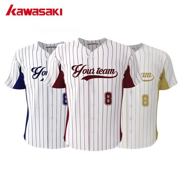 Kawasaki Custom Plus Size Xs-4XL Fans Baseball Jersey for Men   Women  Practice Youth Sublimations Softball Training jerseys 82b349001