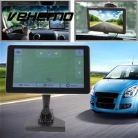 Car Truck 7 Inch High Definition HD Screen GPS System Navigator MP3 With Map