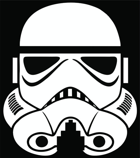 Superb Free Shipping Stormtrooper Wall Sticker Decal   Star Wars   Empire   Car,  Tablet,
