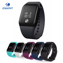 A88 + smart sports bracelet with Bluetooth heart monitor blood oxygen OLED bracelet pedometer Android IOS