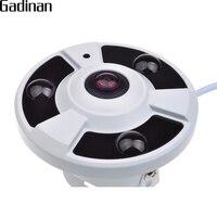 GADINAN AHD Panoramic 360 Degree Fisheye Camera NVP2441 SONY IMX323 AHDH 1080P Full HD CCTV Camera