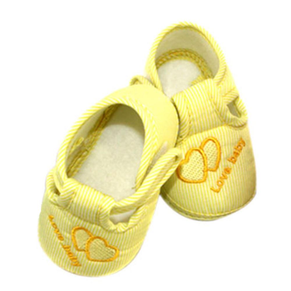 3 värvi uus puuvillane beebitüdrukute poisid kingad väikelapse - Beebi kingad - Foto 6