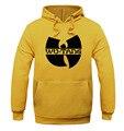 Весна 2016 Мода Осень и Зима Wu Tang ClanHoodies Бэтмен Хип-Хоп MenCasual Кофты Мужской Спортивные Костюмы SportsOutwear