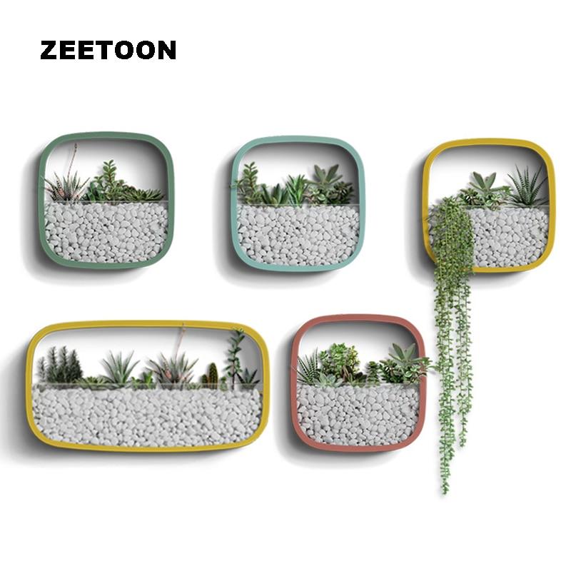 Succulent, Vase, Pot, Flower, Creative, Glass