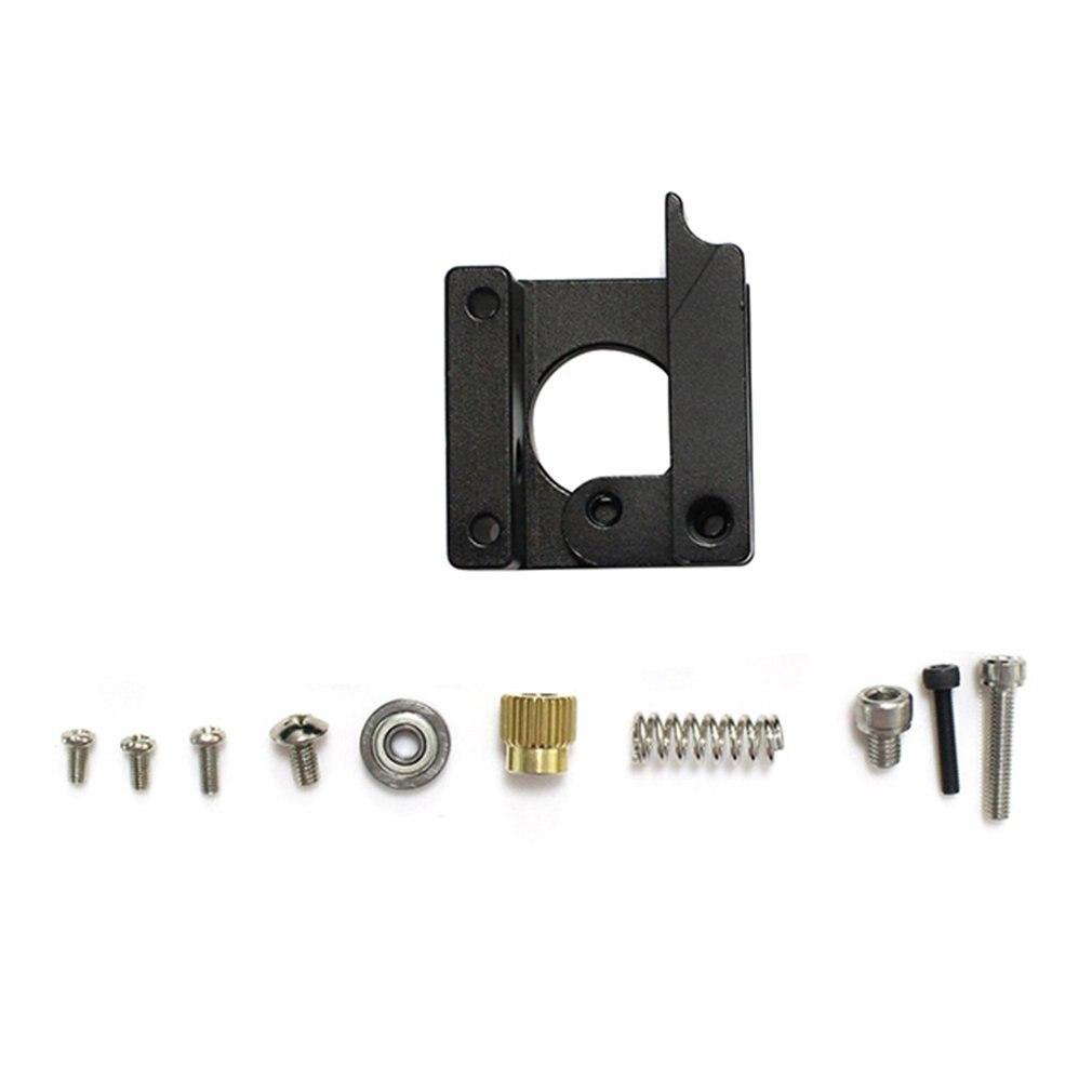 Mk8 Extruder Aluminium Blok Bowden Extruder 1.75 Mm Filament Reprap Extrusie Voor Cr-10 Diy 3d Printer Onderdelen Grote Rassen