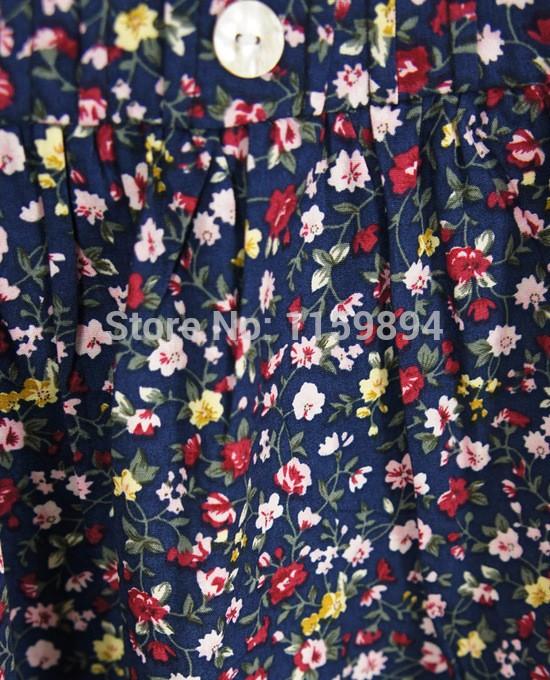 Summer-New-2015-plus-size-clothing-fashion-Slim-cotton-sundresses-dot-suspenders-floral-dress-26-color (4)