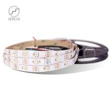 JERCIO 1m/4m/5m XT1511-RGBW (similar with ws2812b) 30/60/74/96/144 leds/m digital magic flexible led strip