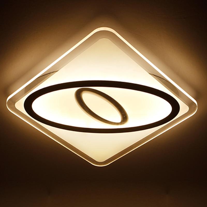 Licht & Beleuchtung 2017 Neue Slim Wichtigsten Schlafzimmer Lampe Led-deckenleuchte Moderne Minimalistische Kreisförmige Wohnung Wohnzimmer Deckenleuchten Zl429
