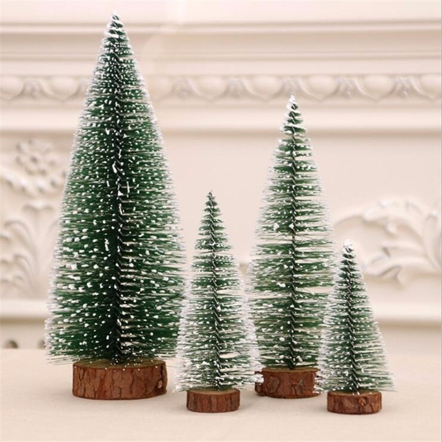 mini christmas tree decorations arbol de navidad cedar ornaments christmas decorations for home xmas tree christmas