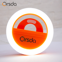 Orsda With Video Light