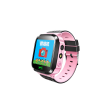 цена gps watch baby smart watch LBS/GPS location with flashlight, 1.44 touch screen kids watch,kids smart watch Model:Q528 онлайн в 2017 году