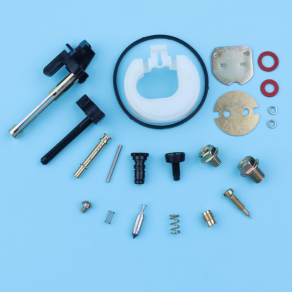 Carburetor Repair Rebuild Kit For Honda GX390 13HP GX 390 188F 190F Engine Motor Generator Water Pump Carb