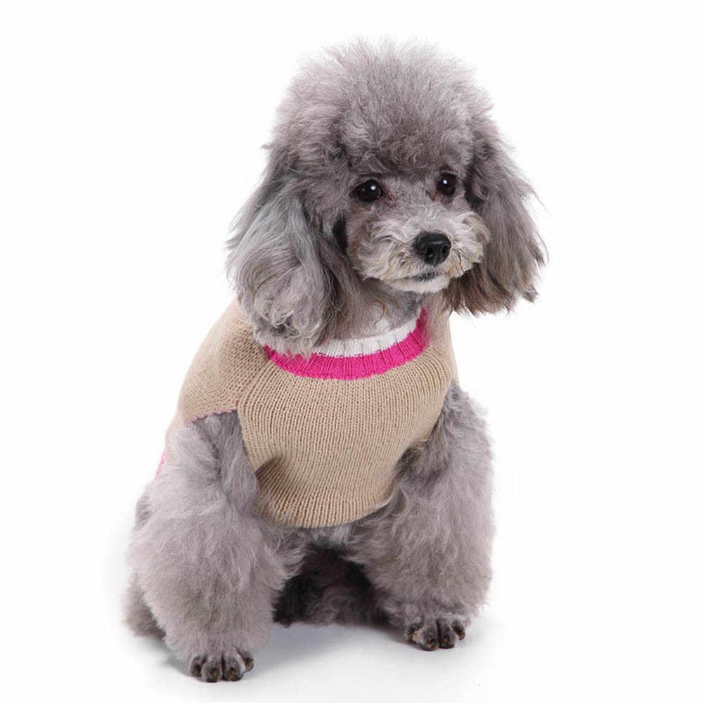 Рисунок комнатная собачка с сердцем, милая одежда для щенка, зимний теплый свитер для щенка, одежда для домашних животных без рукавов, roupa, водонепроницаемый жилет для собаки