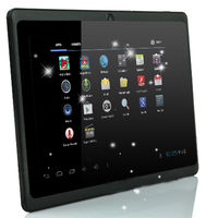 7 inch Q88 Android 4.2 Capacitive Tablet PC Dual Cameras 4GB A23 1.2GHz WiFi+3G Dual Core
