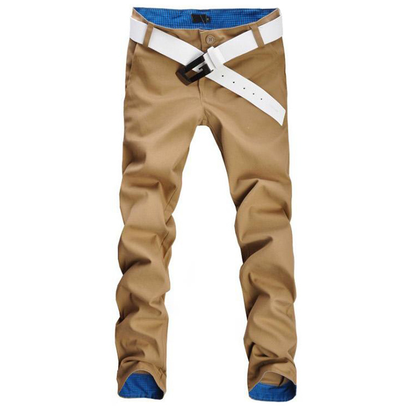 The problem with bad design of men's pants is not new. There is a White House recording of the former president Lyndon B. Johnson ordering custom-made pants from the Haggar clothing company.