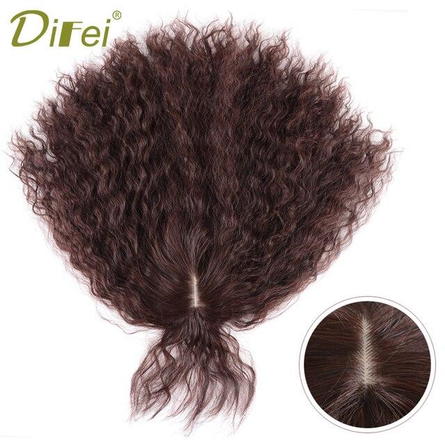 Dauerwelle bei lange haare
