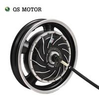16inch 4kW 273 45H V3 48V 72v Brushless DC Electric Scooter Hub Motor