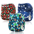 2017 New pattern modern cloth nappies diapers for newborns waterproof and reusable diapers for baby, baby cloth diaper 0-3years