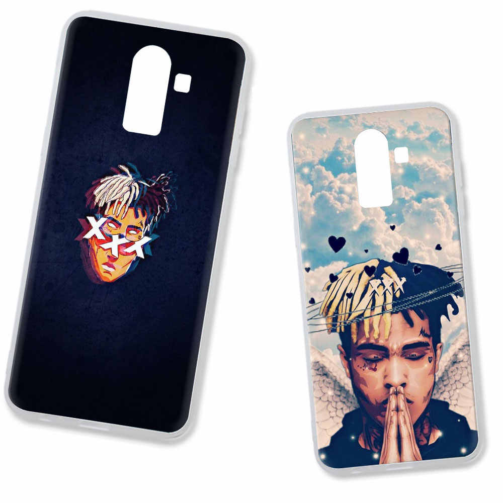 Хип-хоп певец XXX Tenta Cion жесткий чехол для телефона для Galaxy A2 Core J2 J3 J4 J5 J6 Plus J7 Duo J8 2015 2016 Prime 2017 EU US 2018