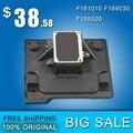 Original cabezal de impresión para epson f181010 cabezal de impresión cara gris me510 l101 L100 L201 ME32 C90 T11 T13 T20E L200 ME340 TX100 TX101