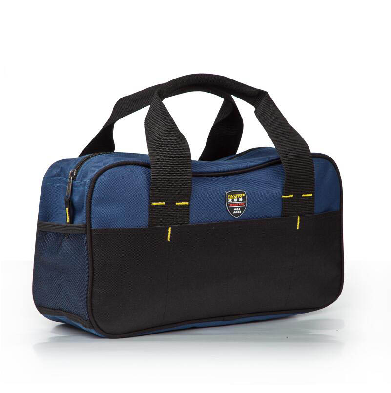 FASITE Multifunction Canvas Bag Tool handbag storage bag waterproof Electrician Bag