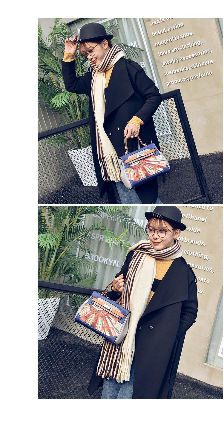 ea9e05407f Women Bag Crossbody Shoulder Women Messenger Bags Paint Horse Bag ...