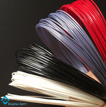 Free Shipping -10 pcs/lot – Polyester Hexagon Tennis Racquet String Tennis Racket String 12M
