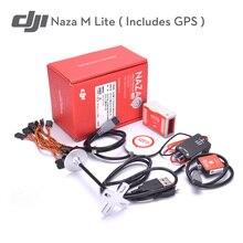 DJI Naza M Lite(включает gps) управление полетом Лер мульти-ротор Fly управление комбо для RC FPV Дрон Квадрокоптер