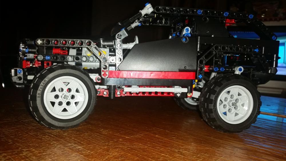 mylb Transport Cruiser SUV 589pcs Modèle De Voiture De Construction - Concepteurs et jouets de construction - Photo 5