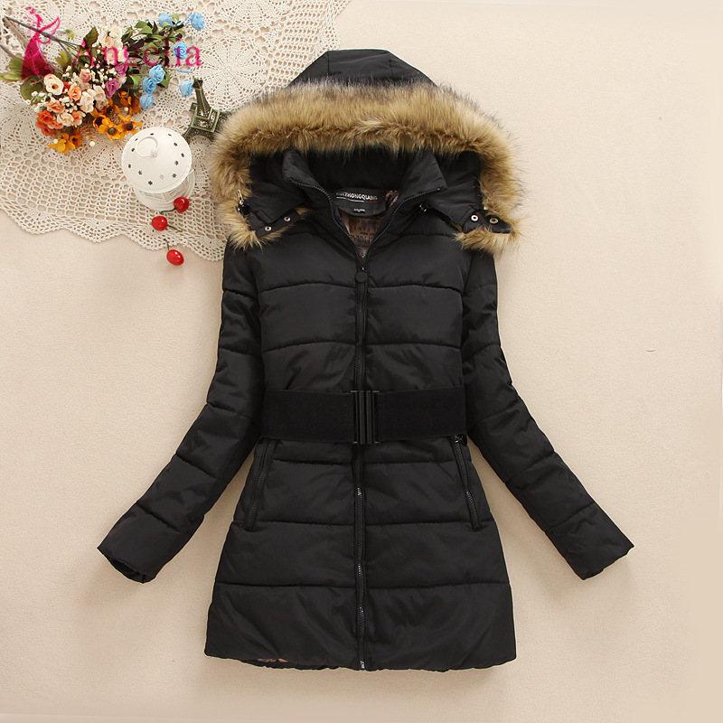 Womens Winter Coats With Fur Hoods Photo Album - Reikian
