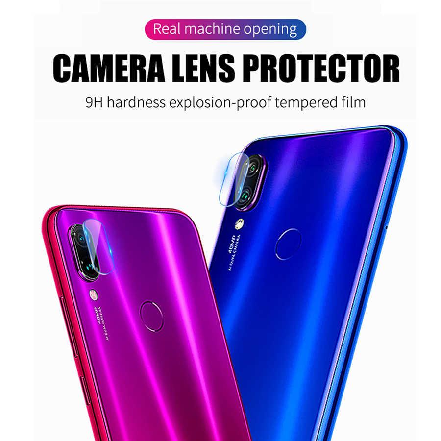 Film protecteur d'objectif de caméra arrière 25D pour Xiao mi rouge mi 6 Pro Note 5 6 Pro 7 Note7 Poco F1 pour mi Play mi 8 A2 Lite Glas