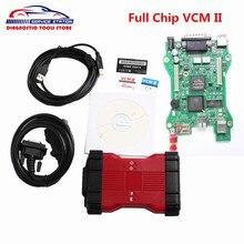 Für Ford VCM2 Volle Professionelle OBD2 Diagnosewerkzeug IDS V106 VCM II Für Ford/für Mazda V106 VCM2 VCMII OBD2 Scanner