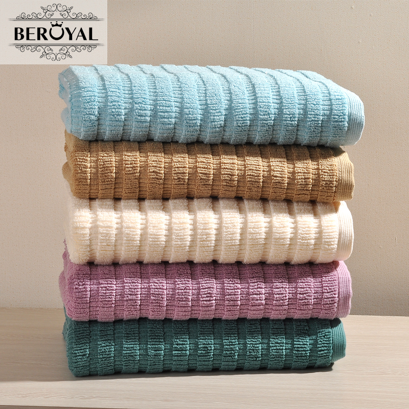 new size 80150cm 1pclot 100cotton bath towel for adult towels bathroom toalha de banho free shipping big bath sheet
