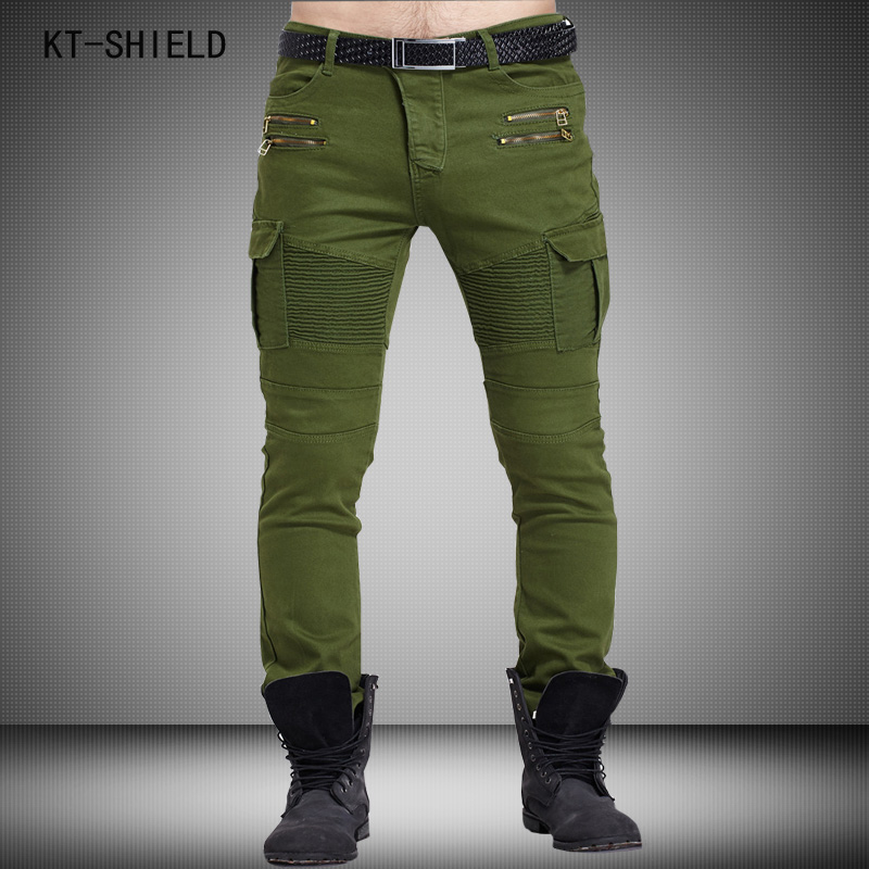 Popular Army Green Cargo Skinny Jeans-Buy Cheap Army Green Cargo ...