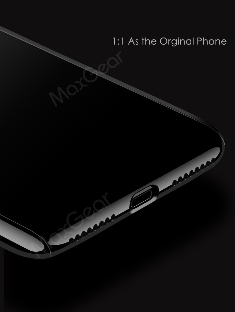 Luksusowe Piano Black 360 Stopni Ciężka PECET Skrzynki Dla Apple iPhone 5 5S SE 6 6 S 7 Plus Szczupła Całe Ciało Pokrywa Capa + Szklany Ekran Protector 8