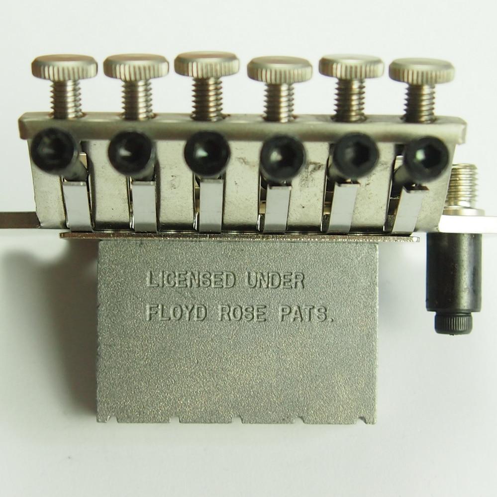 Doble puente giratorio Lic Tremolo Elecric Guitar Bridge Doble - Instrumentos musicales - foto 6