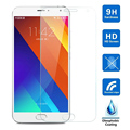 For Meizu MX2 MX3 MX4 MX5 Pro Meilan Note 0.3mm 2.5D Premium Tempered Glass Cover Clear Screen Protector Toughened Guard Flim