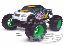 RC CAR TOYS HSP TORNANO 1/8 NITRO TRUCK (ITEM NO. 94083) – GLO STARTER INCLUDED