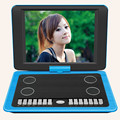 Portable DVD VCD Players, EVD Game Function, 270 Degree Rotation/HD player, 15.6 inch with TV AVI/CD-R/RW/ PEG-4/Game