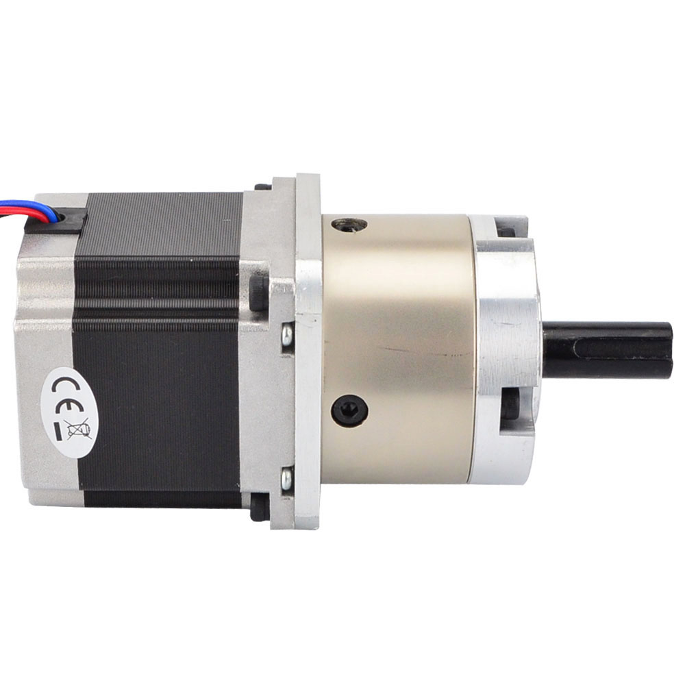 41 Planetary Gearbox Nema 23 Stepper Motor 28a For Diy Cnc Mill Lathe Router In From Home Improvement On Alibaba Group
