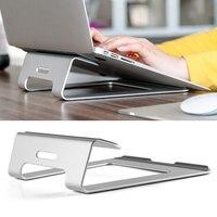 Desktop Simple Durable Cooling Support Anti Slip Base Stand Holder Ergonomic Laptop Stand Multifunctional Aluminum Alloy