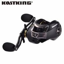 KastKing Furtif 11 + BB Carbone Corps Droit Main Gauche de bâti D'amorce Pêche À La Carpe Bobine Haute Vitesse Baitcasting Pesca 7.0: 1 Attrait Bobine