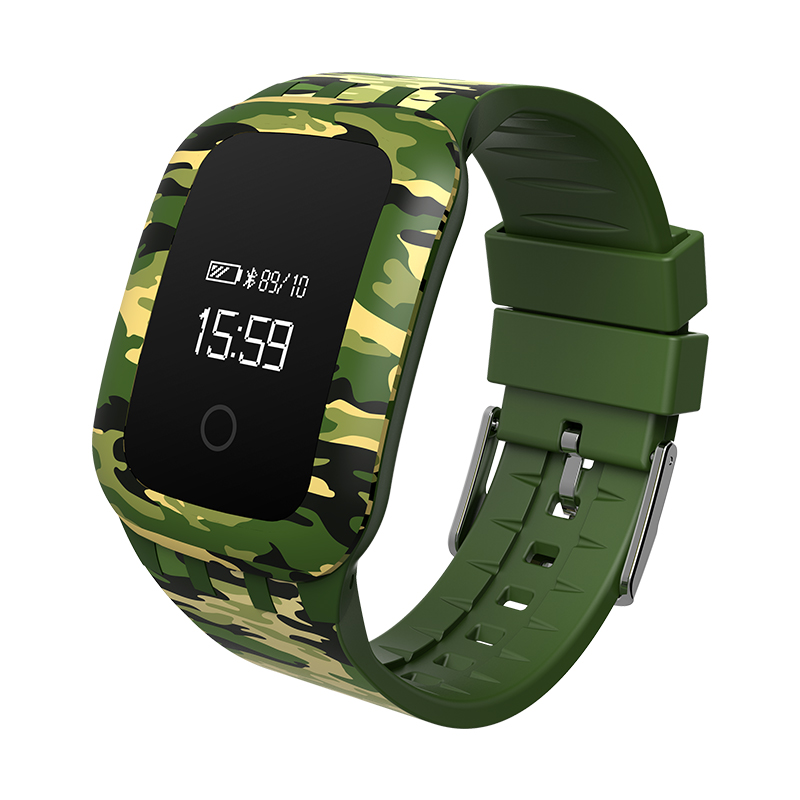 ФОТО A28 Sport Fitness Tracker Smart Band Blood Pressure Oxygen Test Waterproof Military style wristband for ios android PK i6 pro